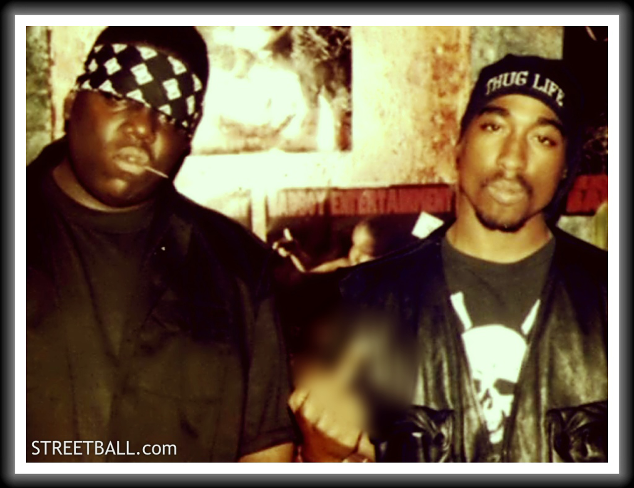 Biggie Smalls And Tupac Wallpaper
