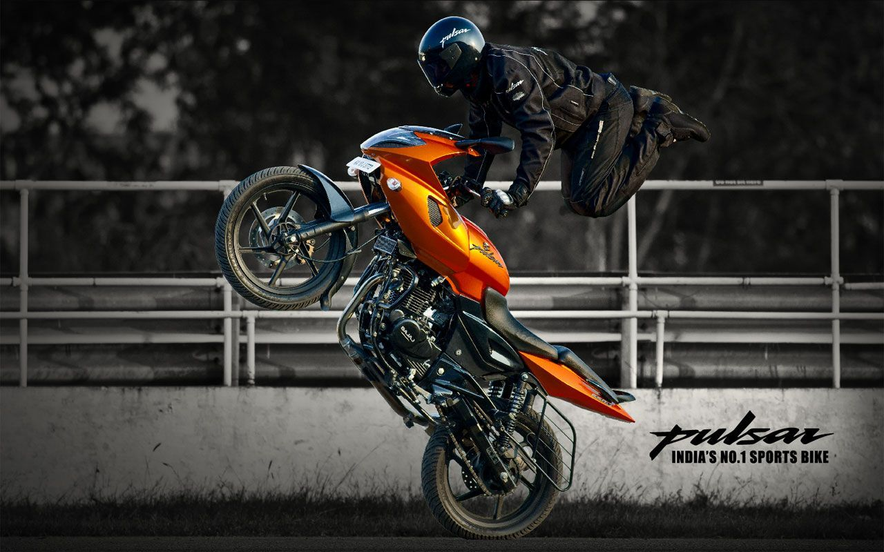 Bike Stunt HD Wallpaper