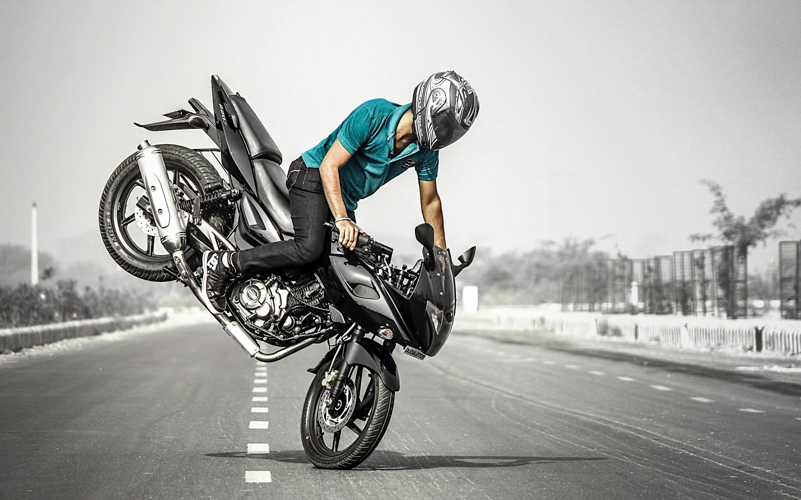 Bike Stunt Images Wallpapers