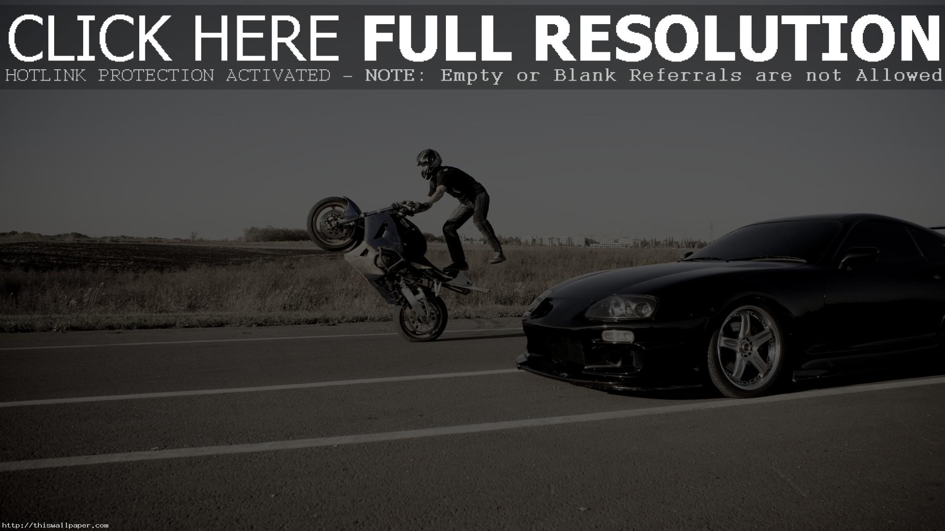 Bike Stunt Wallpaper Free Download
