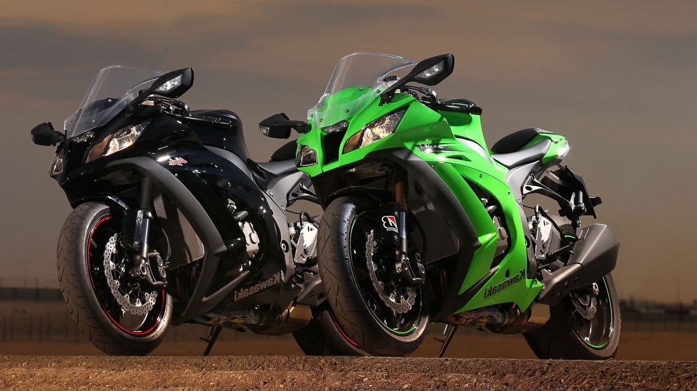 Bikes HD Wallpapers 1366x768