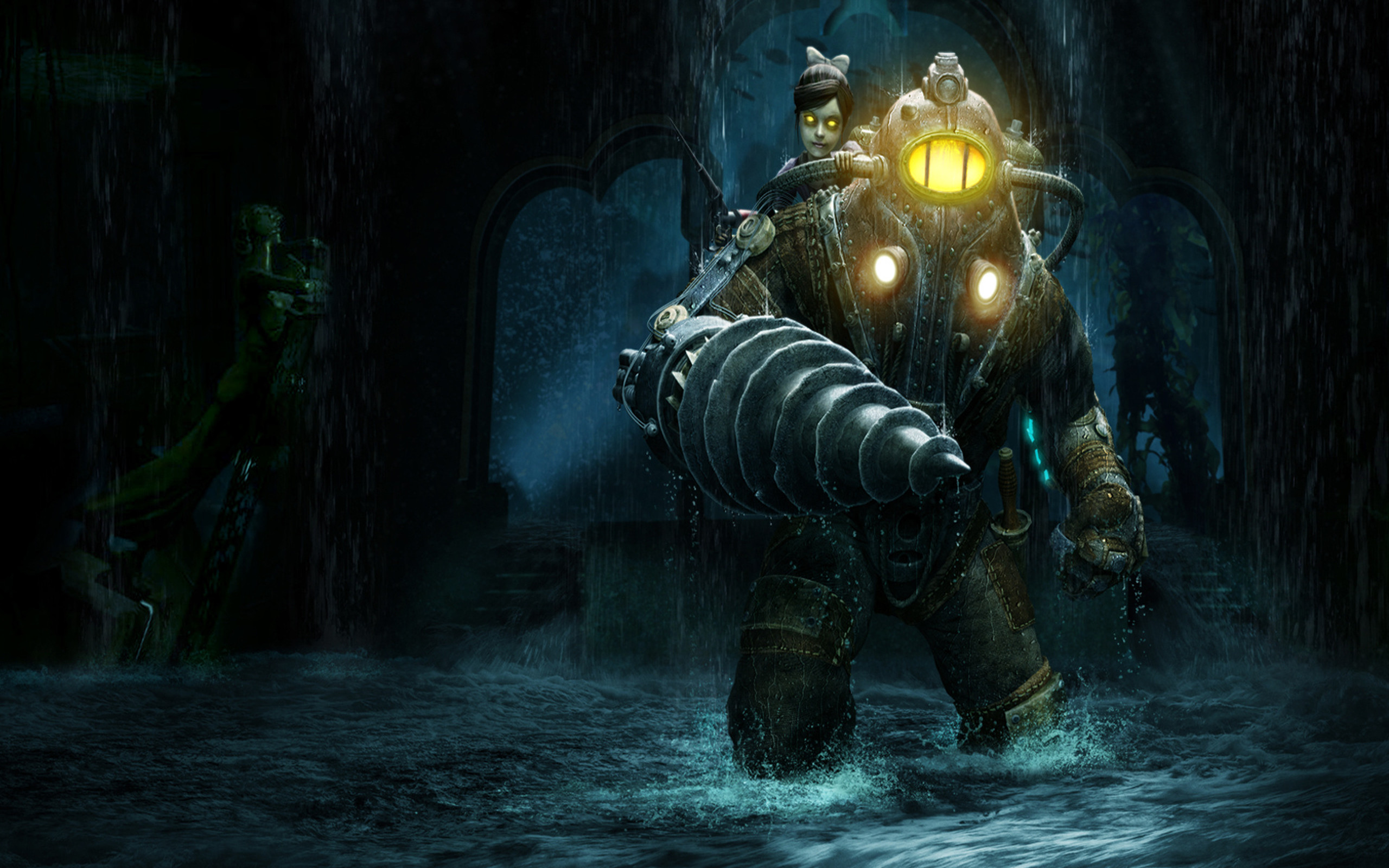 Bioshock 2 Wallpaper