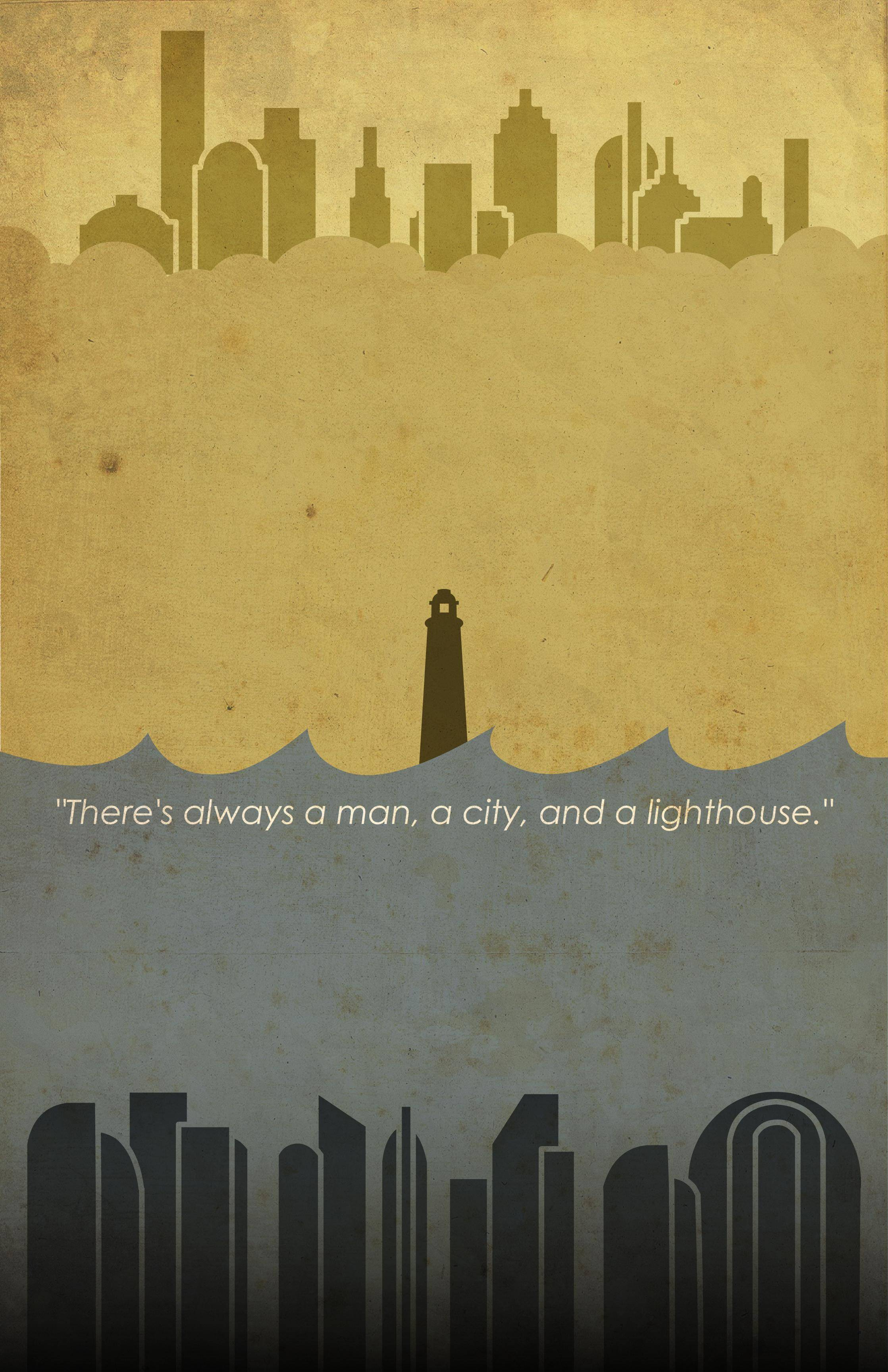Bioshock Phone Wallpaper