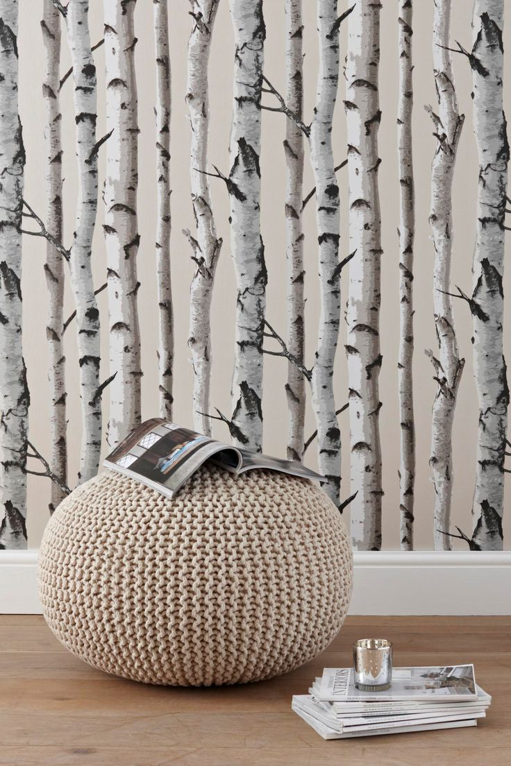 Birch Tree Wallpaper For Sale