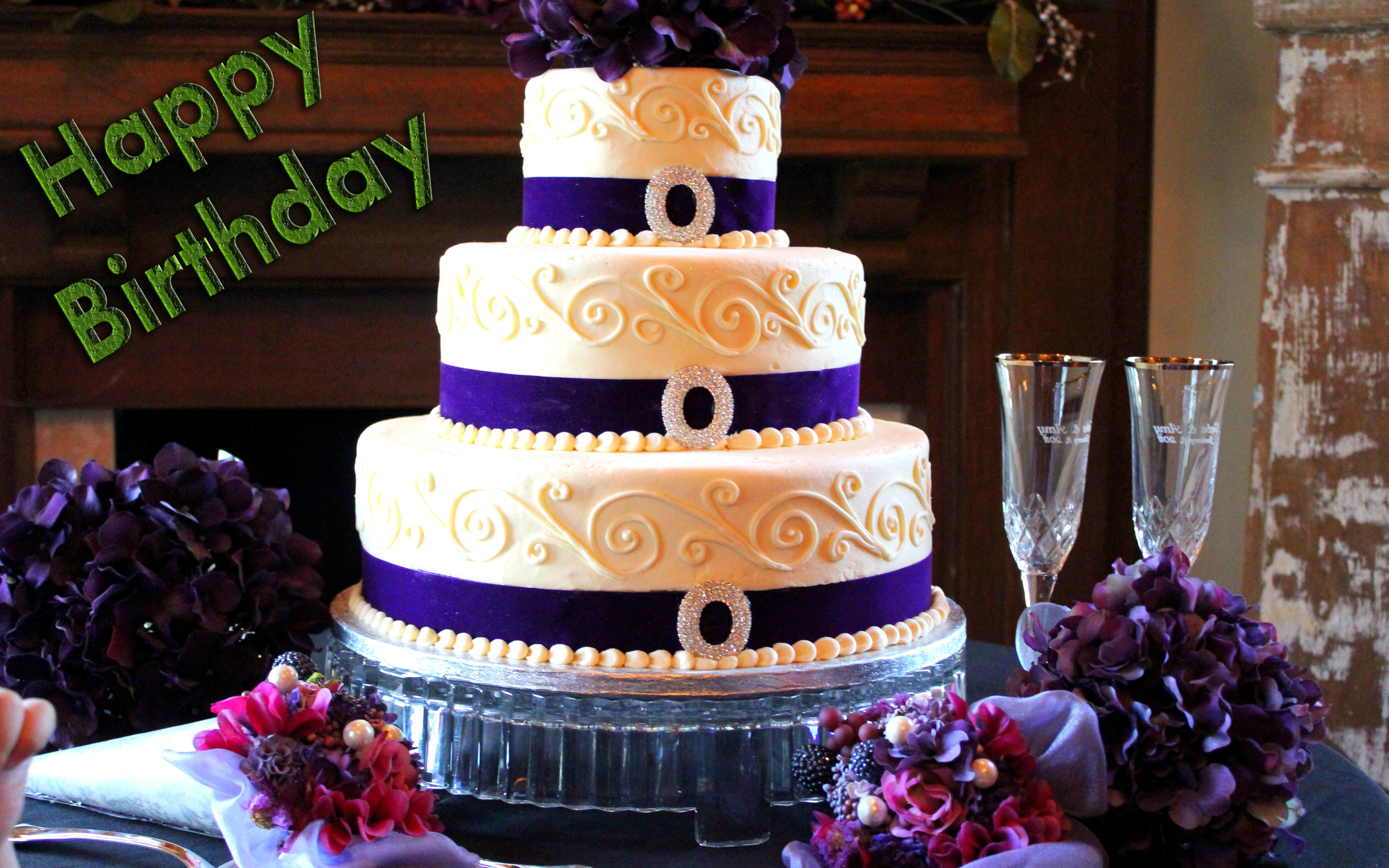 Birthday Cakes With Name Gagan Rose Cake For Flower