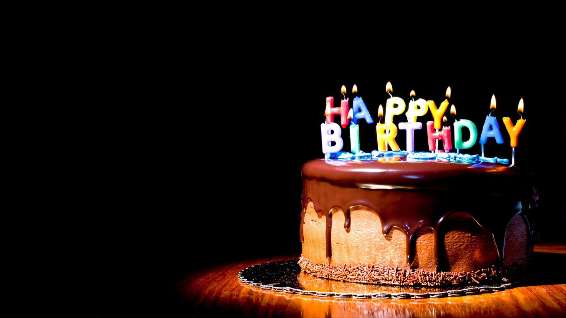 Birthday Cake Wallpaper HD