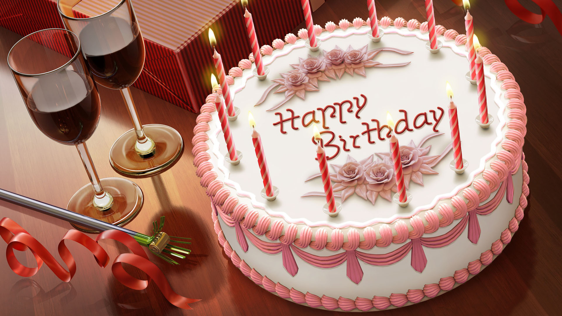 Birthday Wishes Download Wallpapers