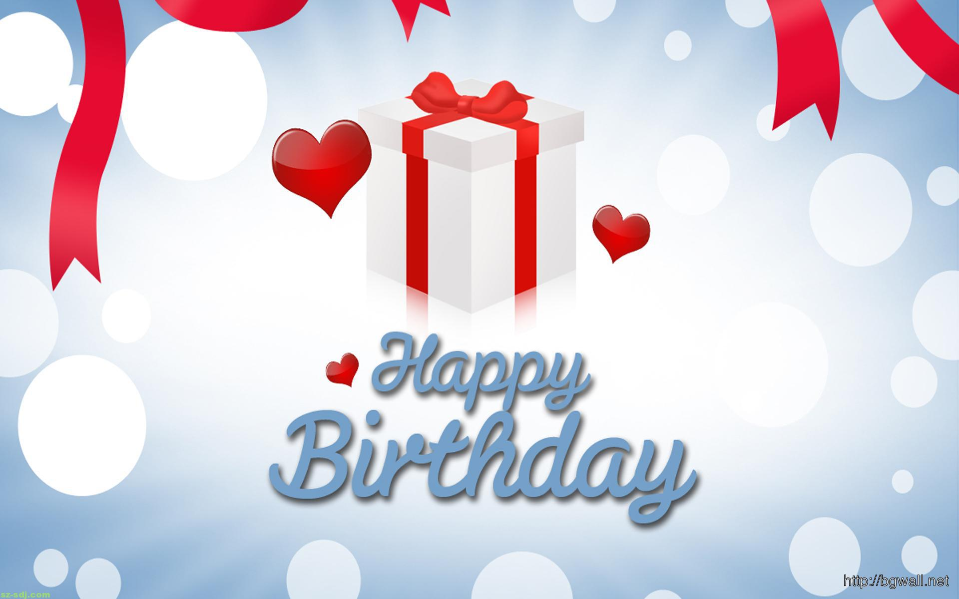 Birthdays Wallpapers Free Download