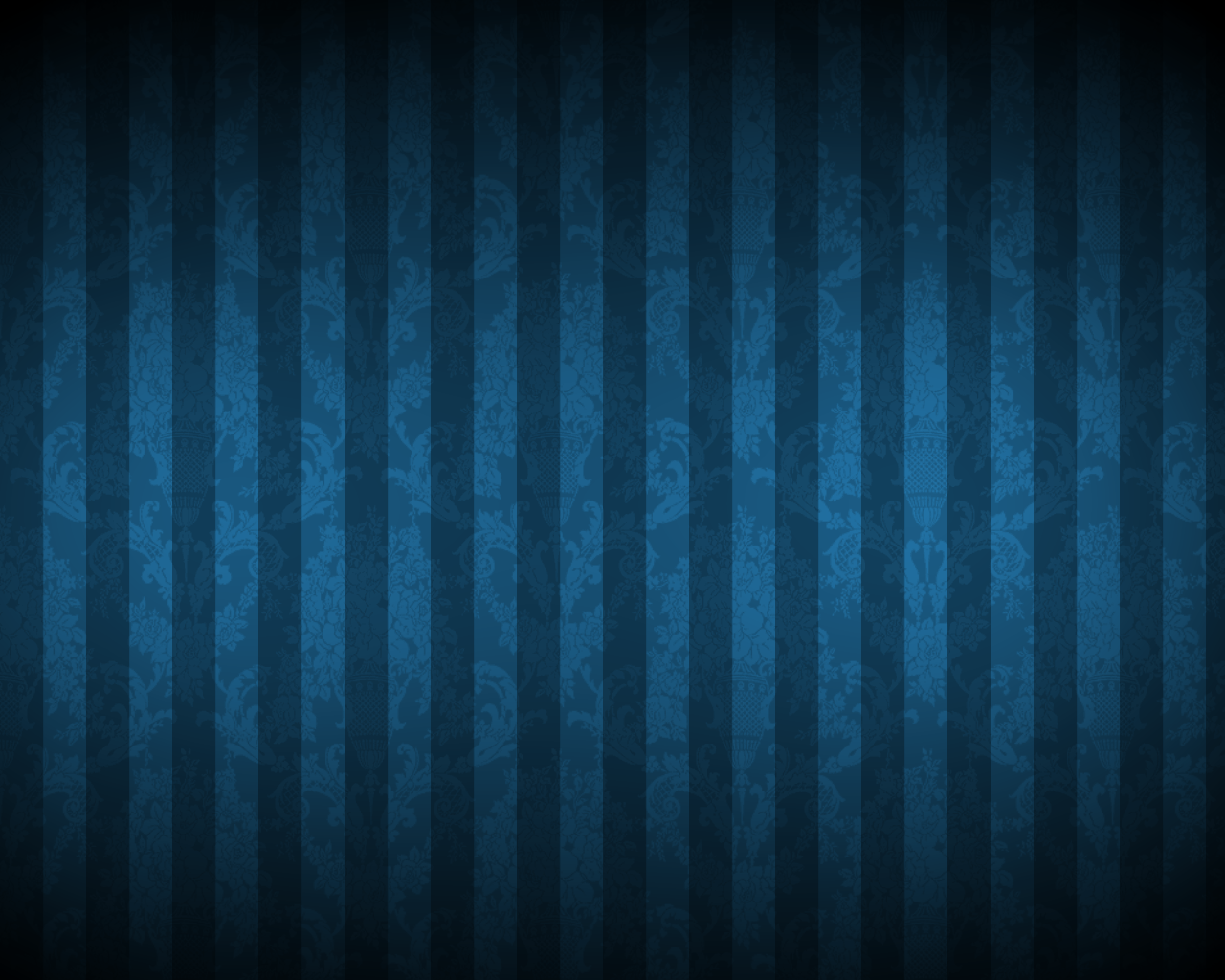 Black And Blue Striped Wallpaper