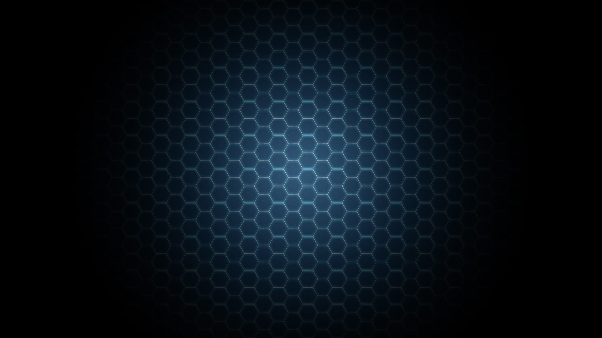 Black And Dark Blue Wallpaper