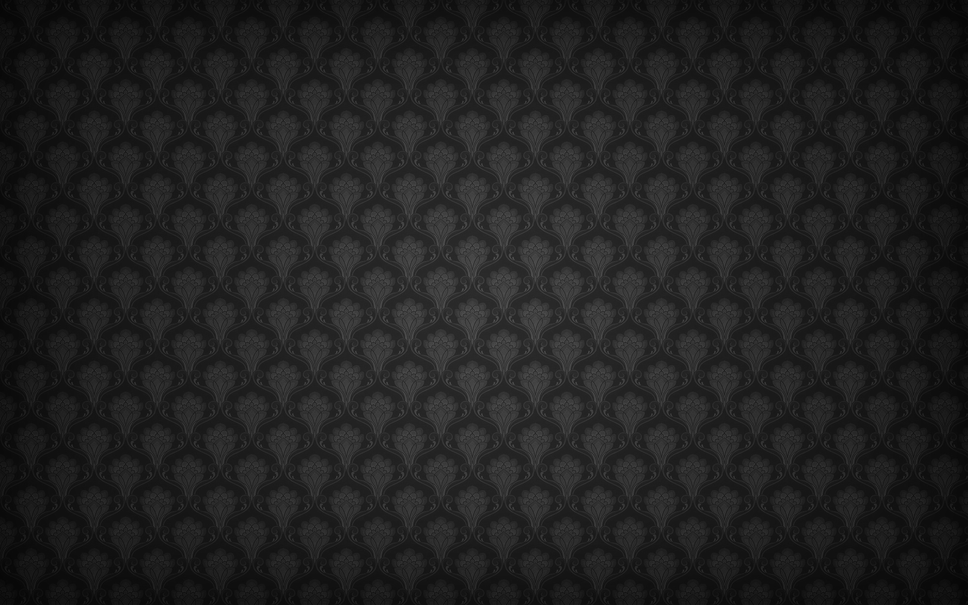 Black And Gold Pattern Wallpaper