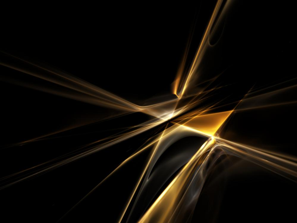 Black And Gold Wallpaper HD