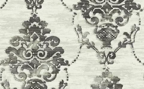 Black And Ivory Wallpaper