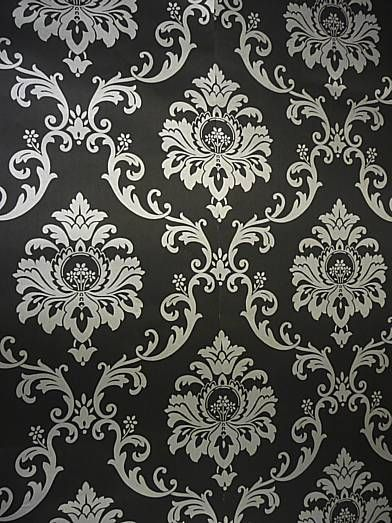 Black And Silver Wallpaper Designs