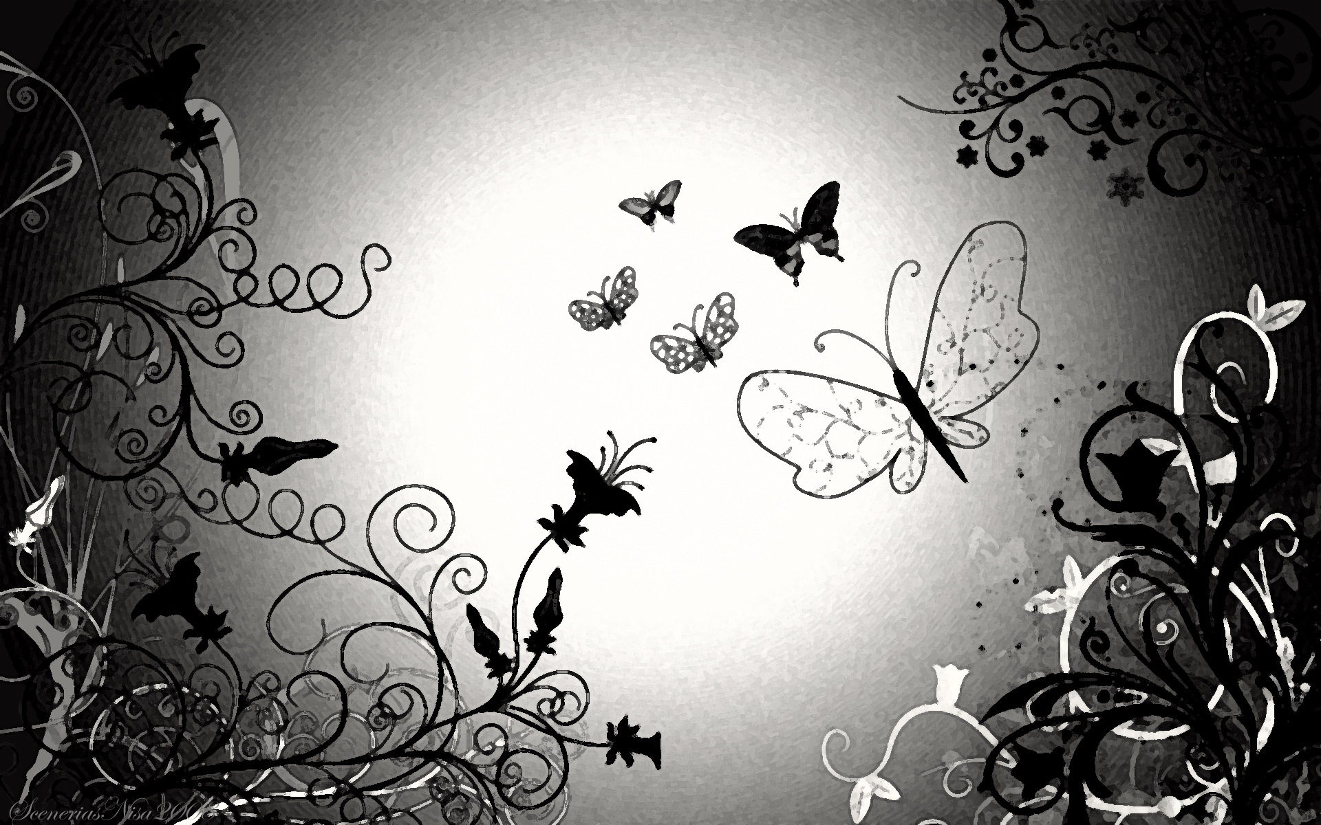 Black And White Wall Paper download black and white design wallpaper gallery