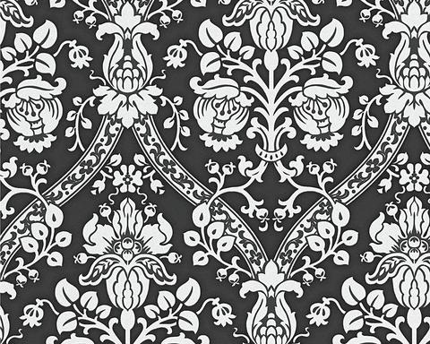 Black And White Wallpaper For Walls