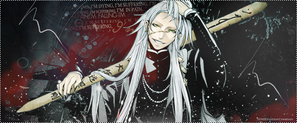 Black Butler Undertaker Wallpaper