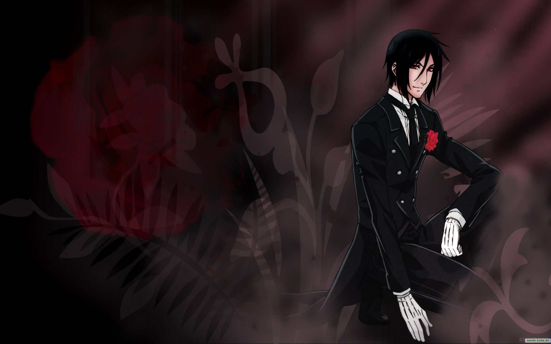 Black Butler Wallpaper Sebastian