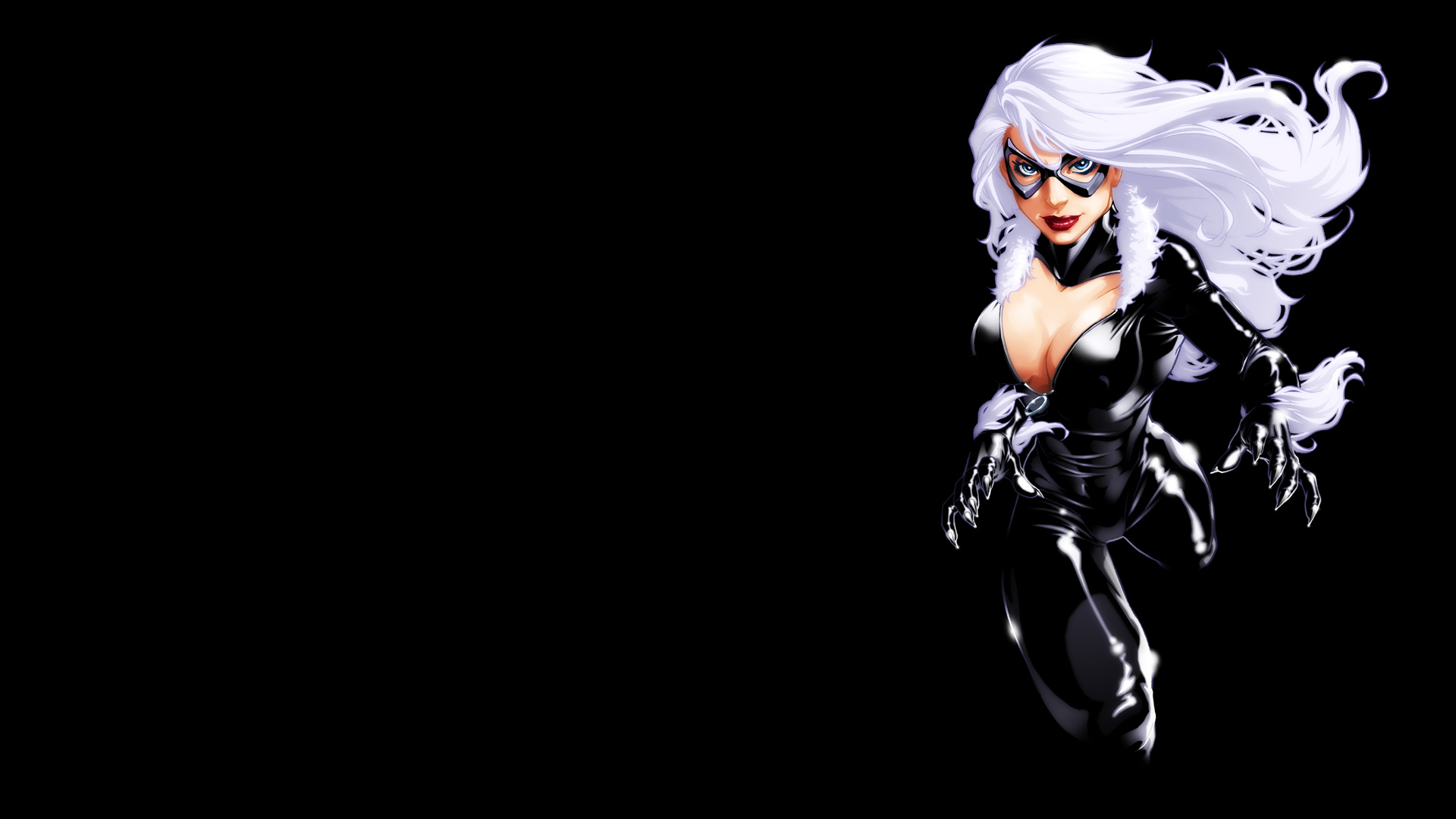 Black Cat Wallpaper Marvel