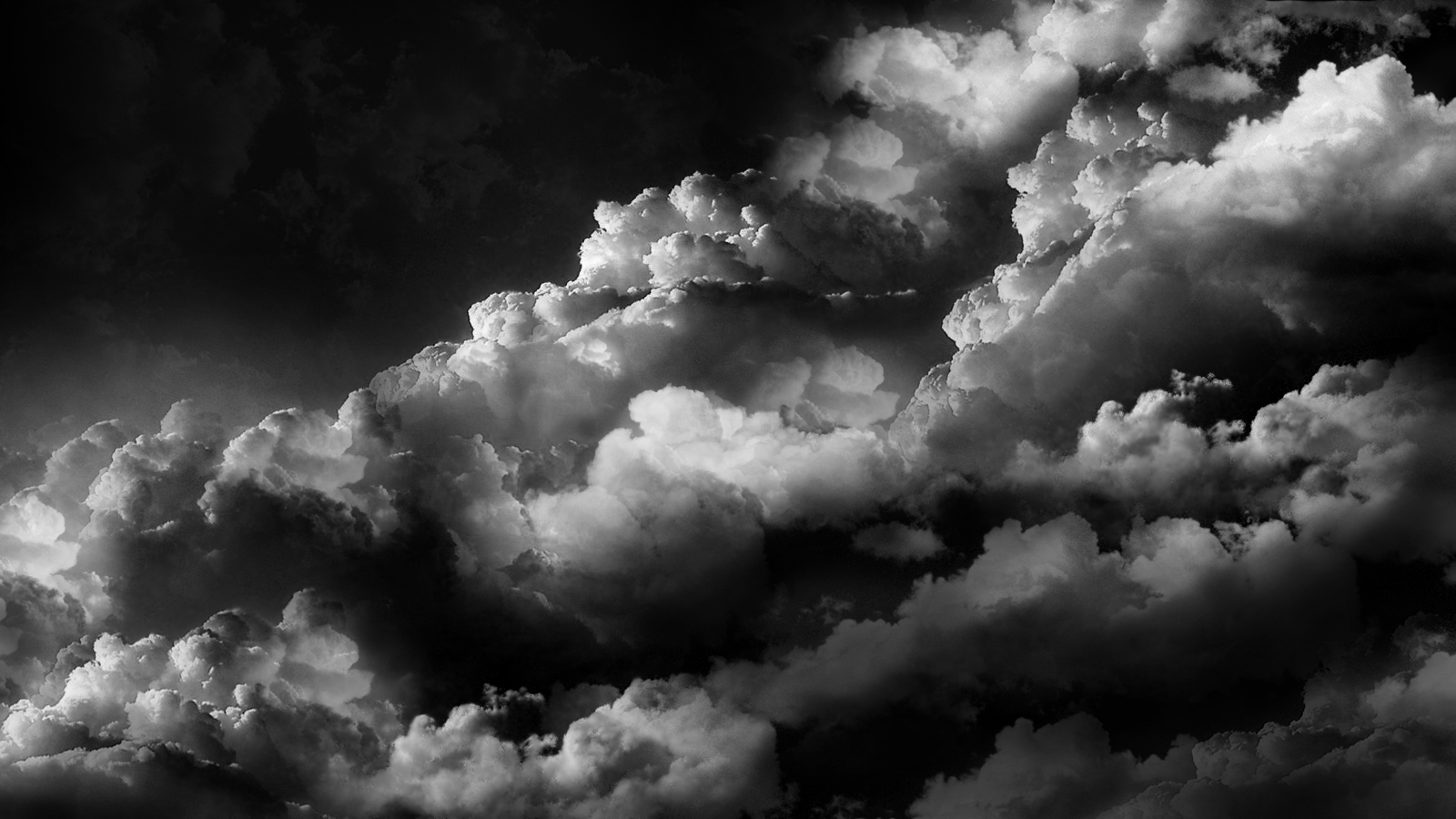 Black Cloud Wallpaper