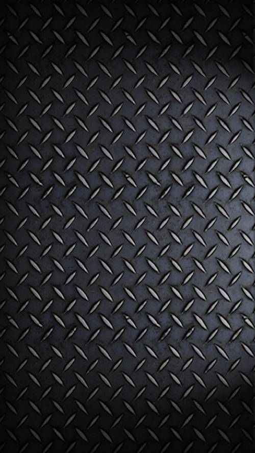 Black Diamond Plate Wallpaper