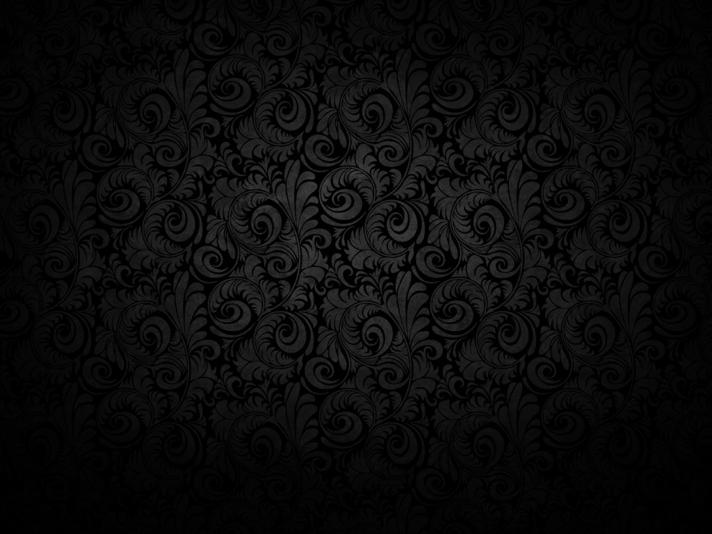 Black Fancy Wallpaper