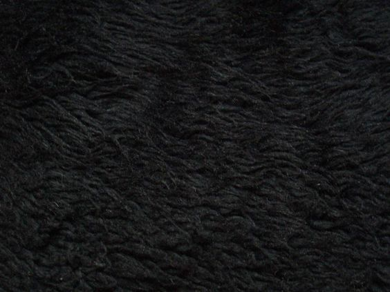 Black Fur Wallpaper