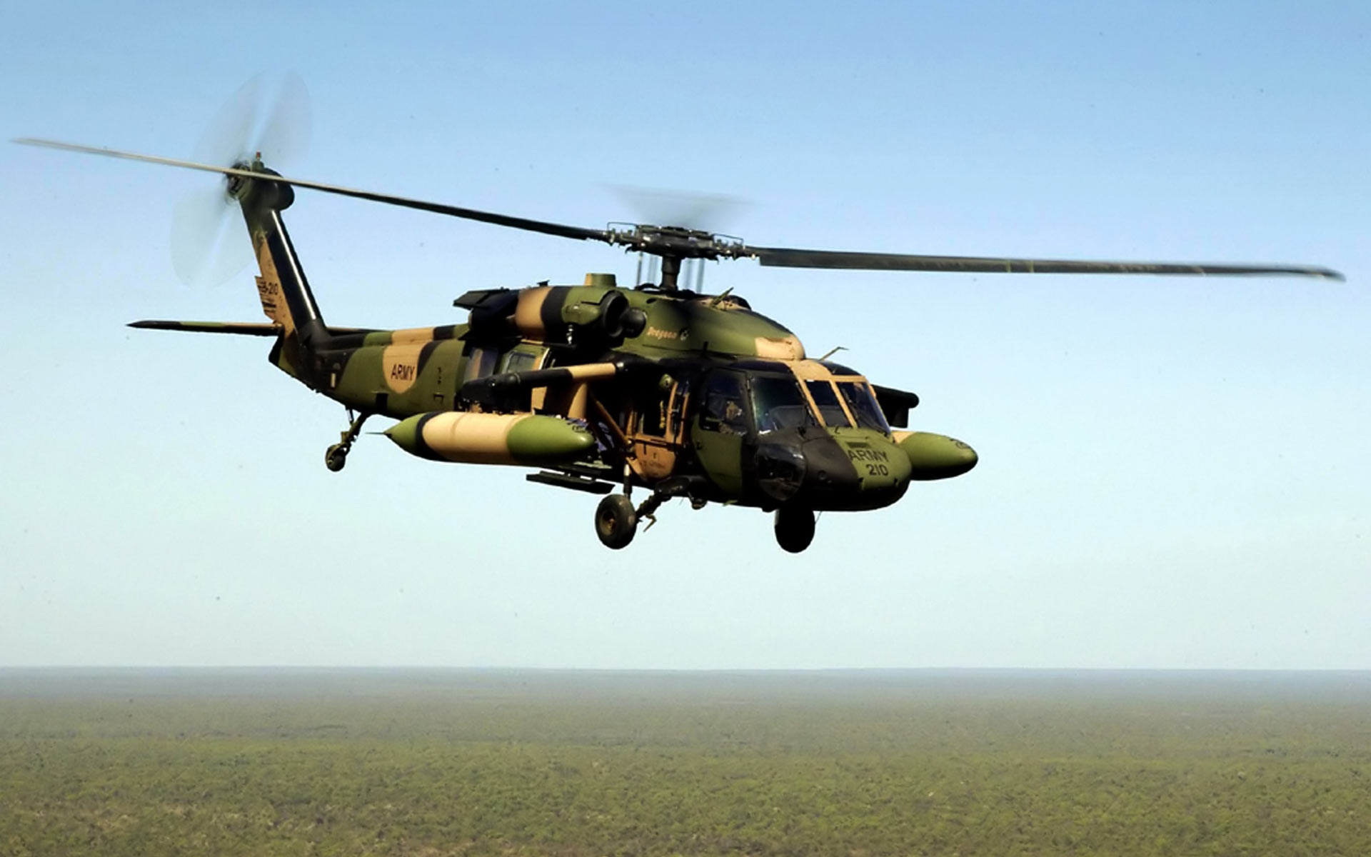 Black Hawk Helicopter Wallpapers HD