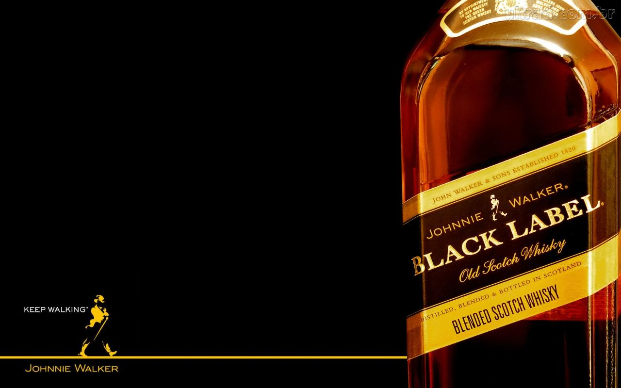 Black Label Wallpaper