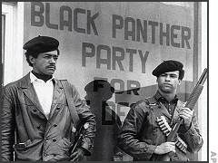 Black Panther Party Wallpaper