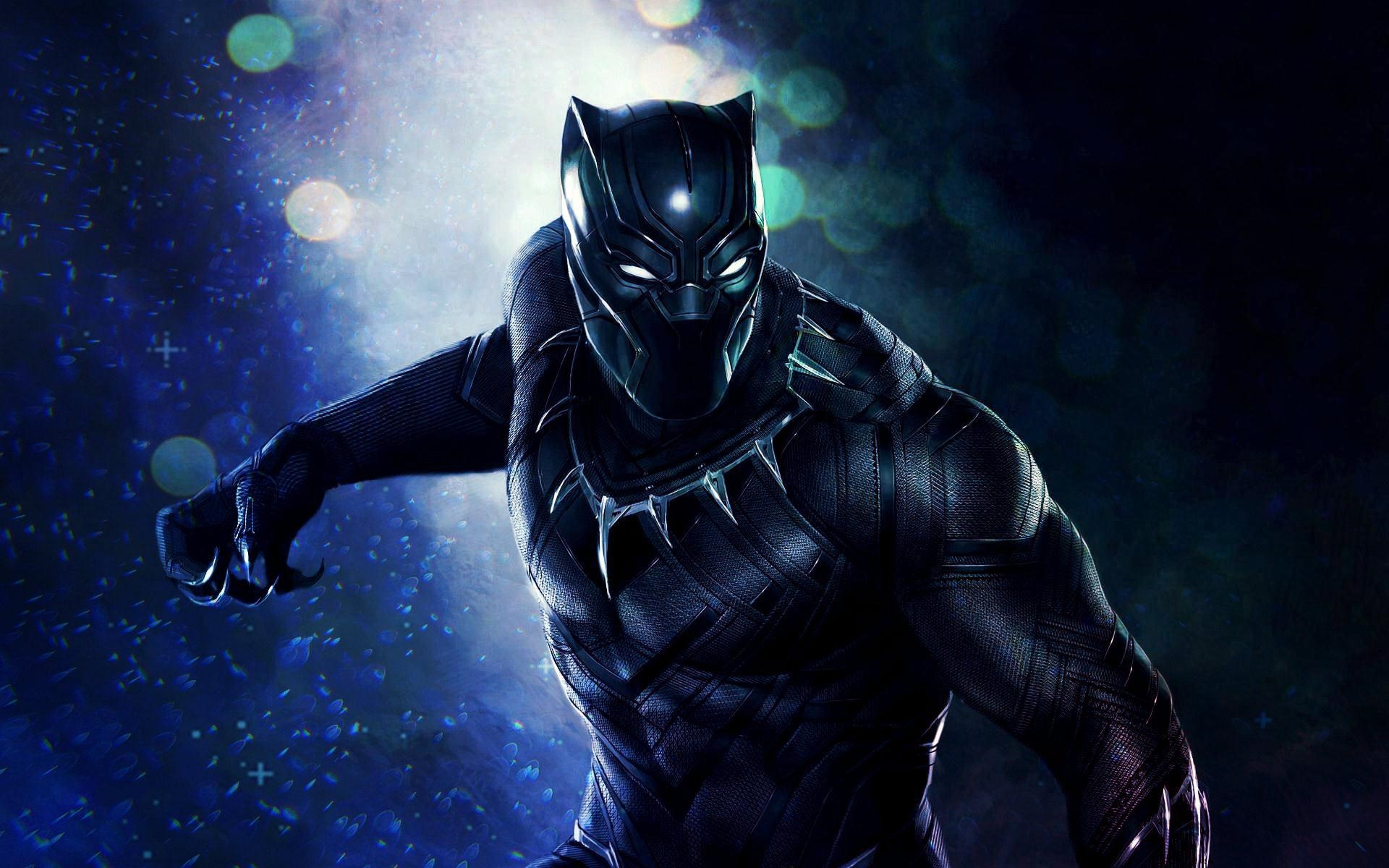 Black Panther Wallpaper Free Download