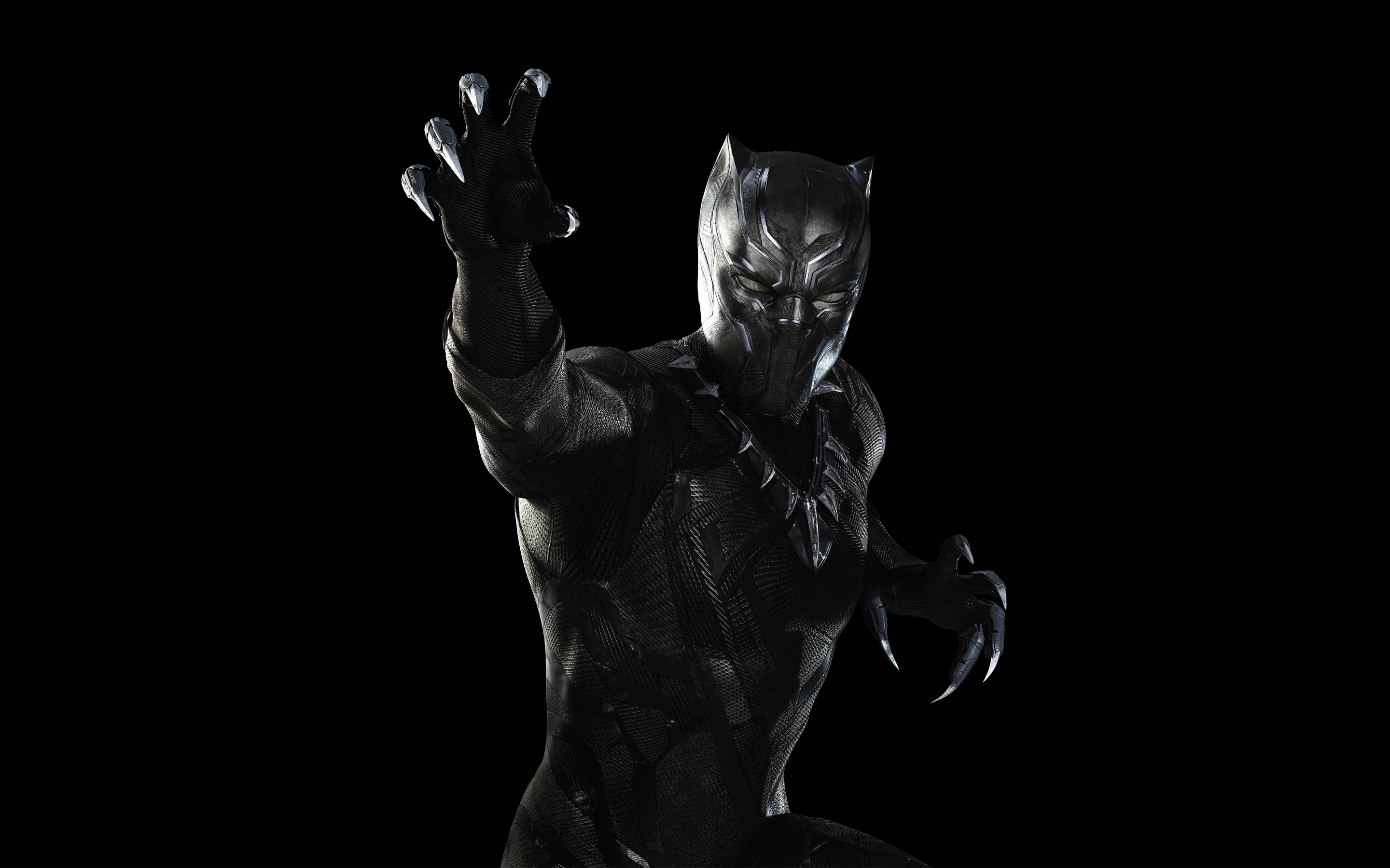Black Panther Wallpaper HD