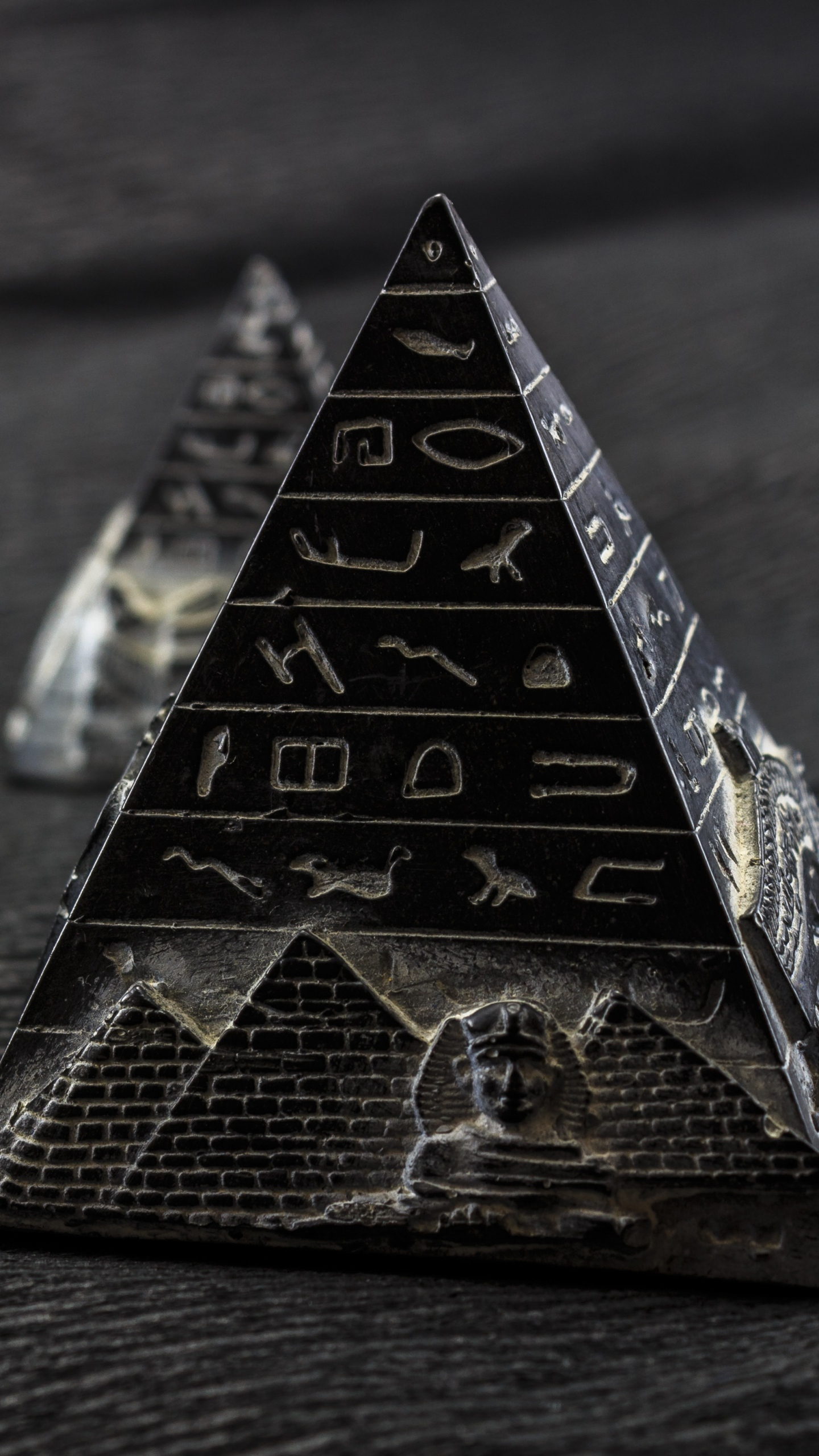 Download Black Pyramid Wallpaper Gallery