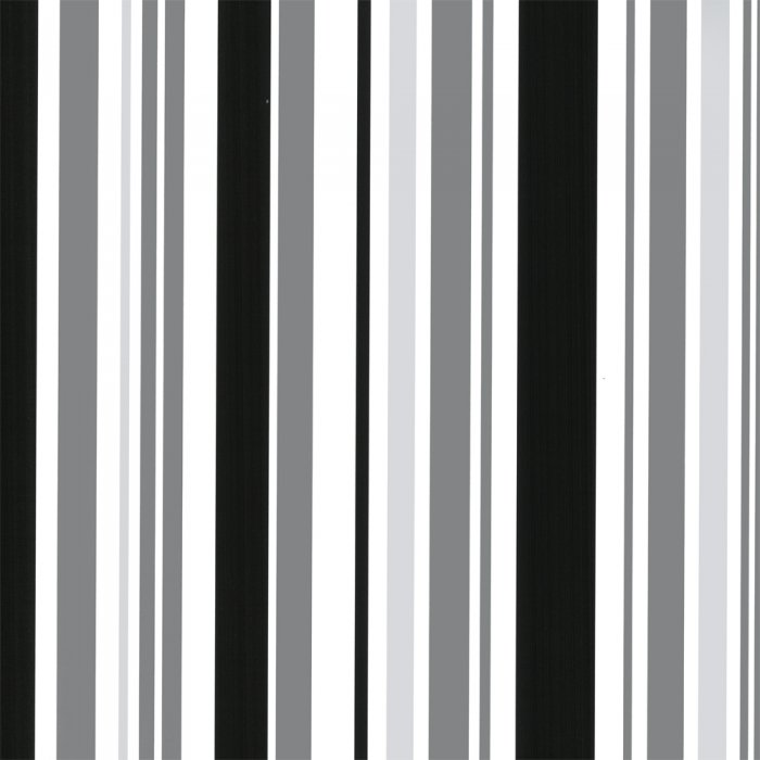 Black Silver And White Striped Wallpaper