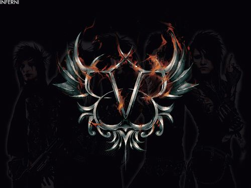 Black Veil Brides Logo Wallpaper