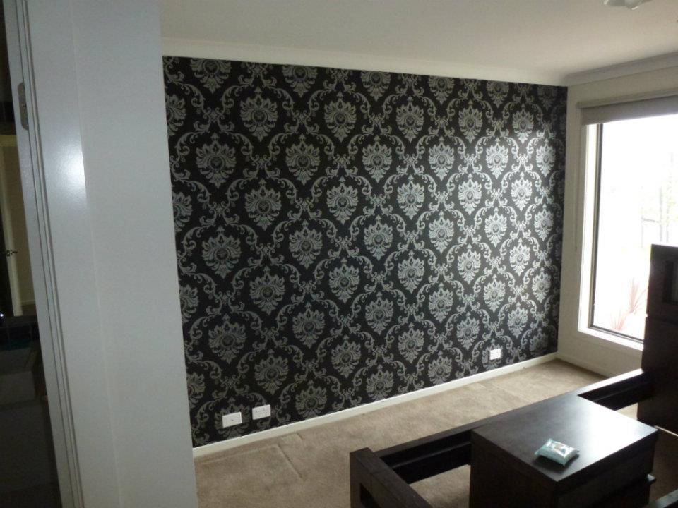 Download Black Wallpaper Feature Wall Gallery