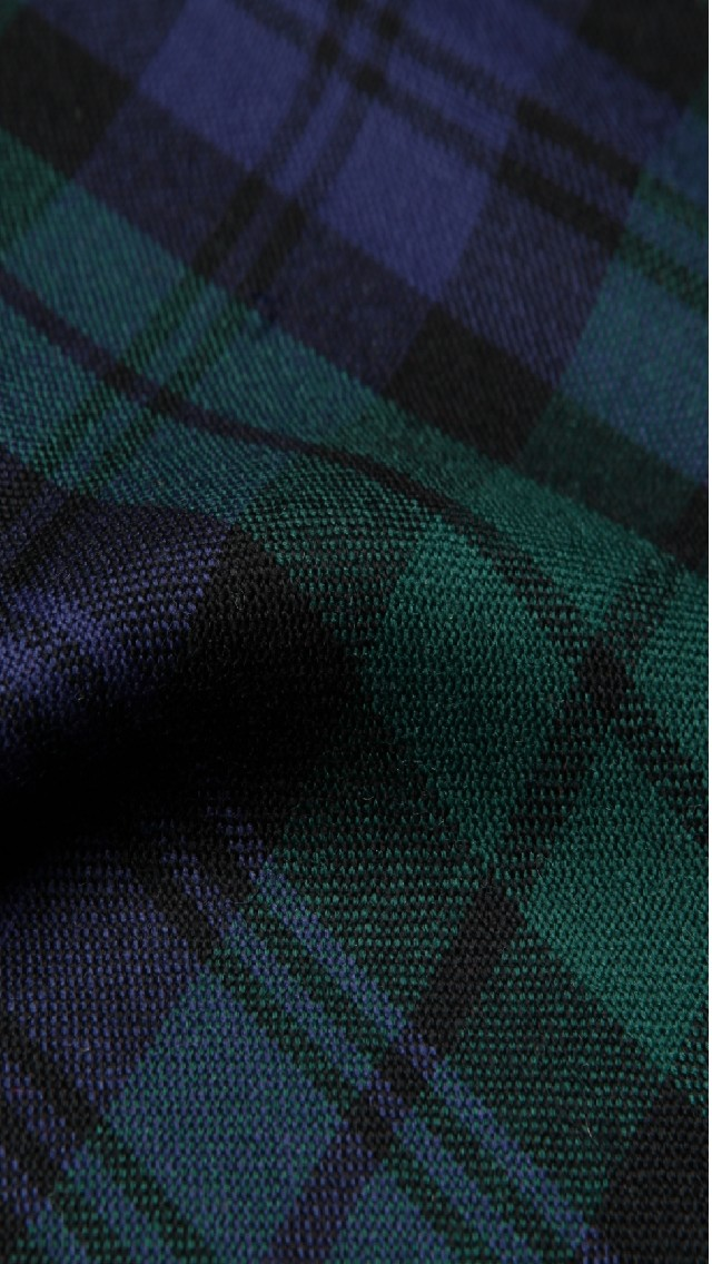 Black Watch Tartan Wallpaper