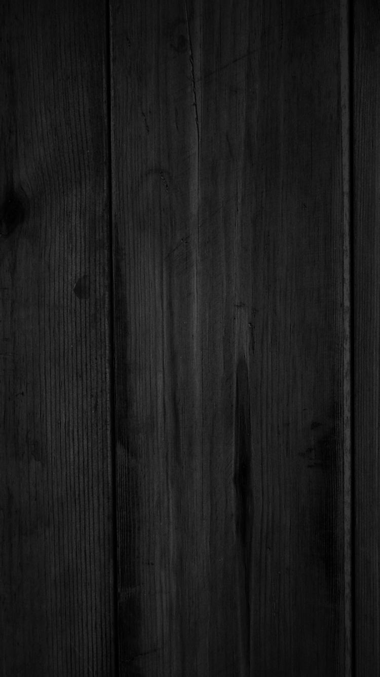 Black Wood Iphone Wallpaper