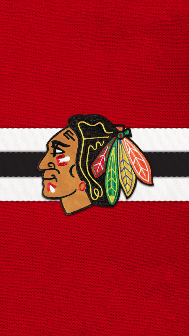 Blackhawks Iphone 5 Wallpaper