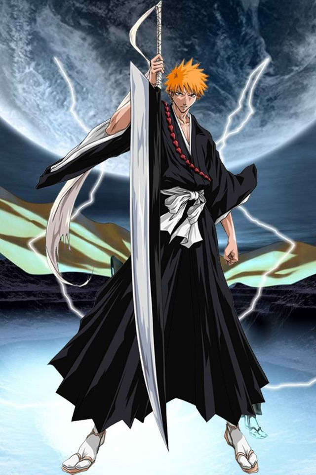 Bleach Cell Phone Wallpaper