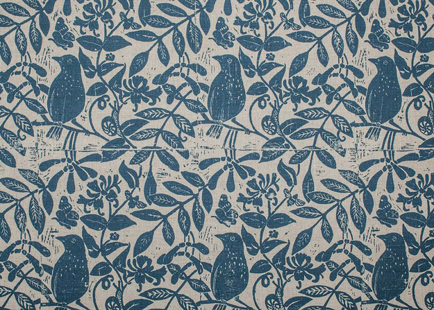 Block Printing Wallpaper
