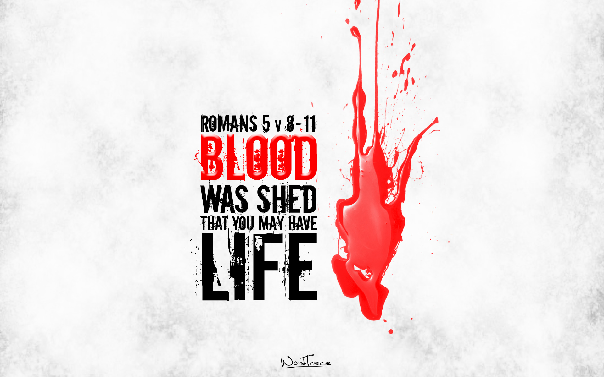 Blood Of Jesus Wallpaper