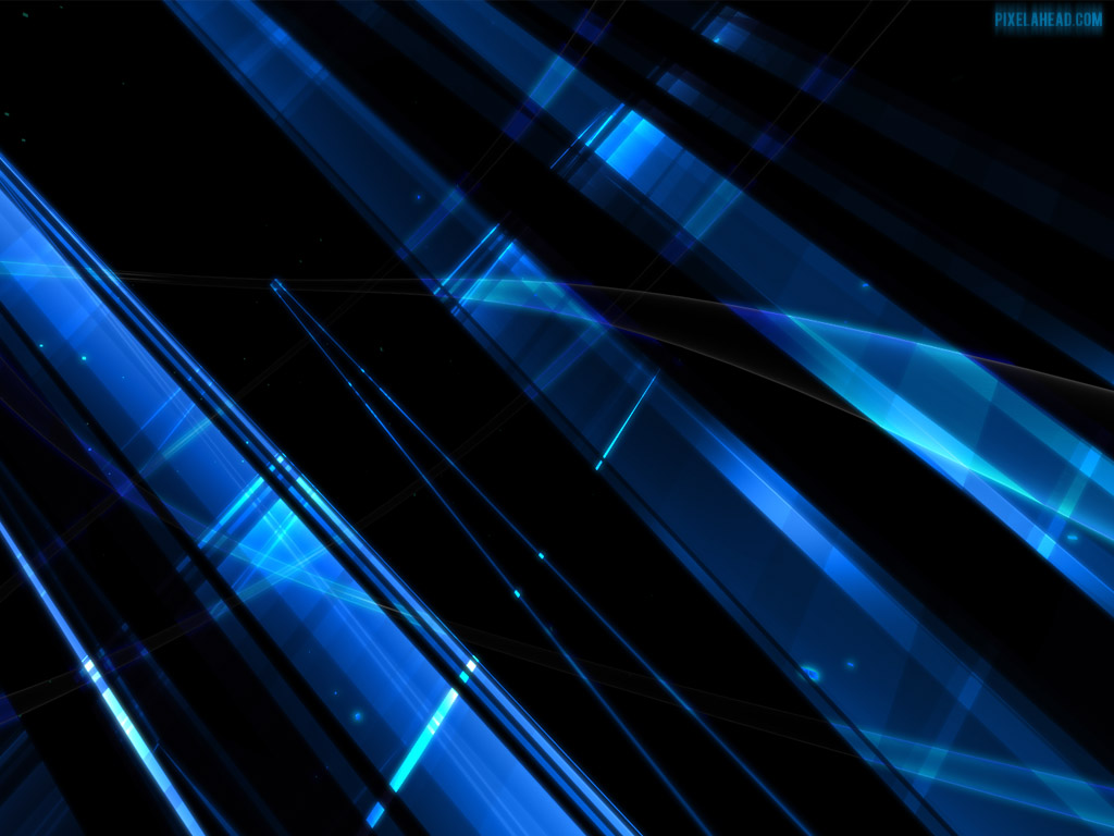 Blue Abstract Wallpaper HD