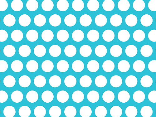 Download Blue And White Spotty Wallpaper Gallery