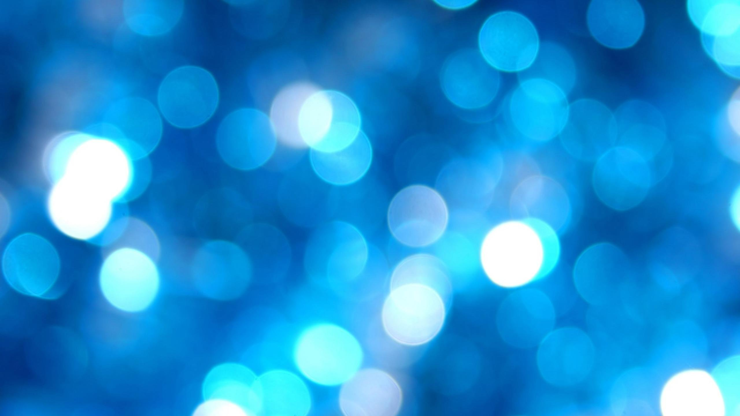 Blue Animated Wallpaper