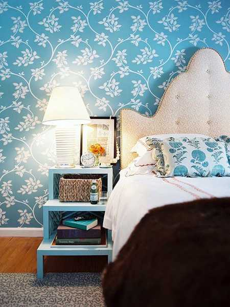 Blue Bedroom Wallpaper Ideas
