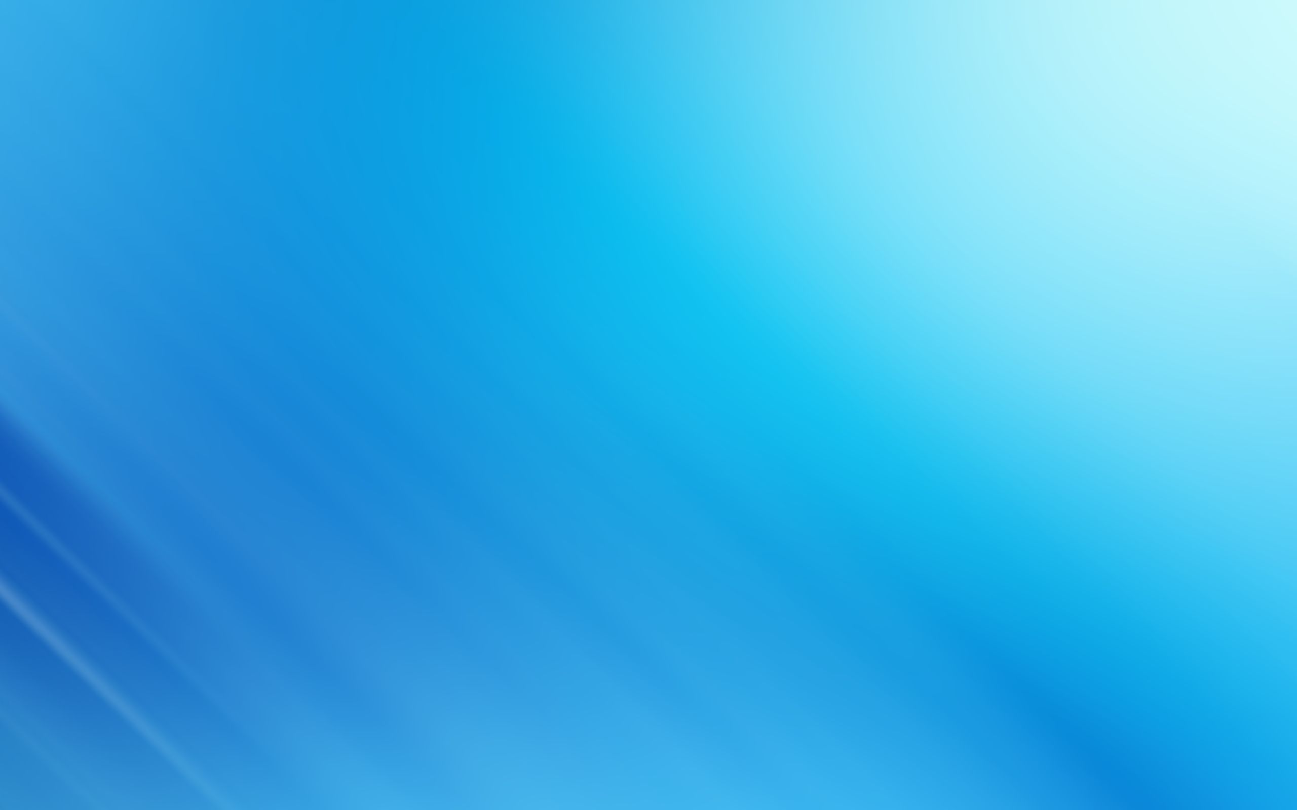 Blue Blank Wallpaper