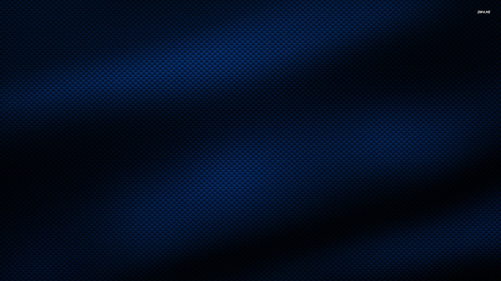 Blue Carbon Wallpaper