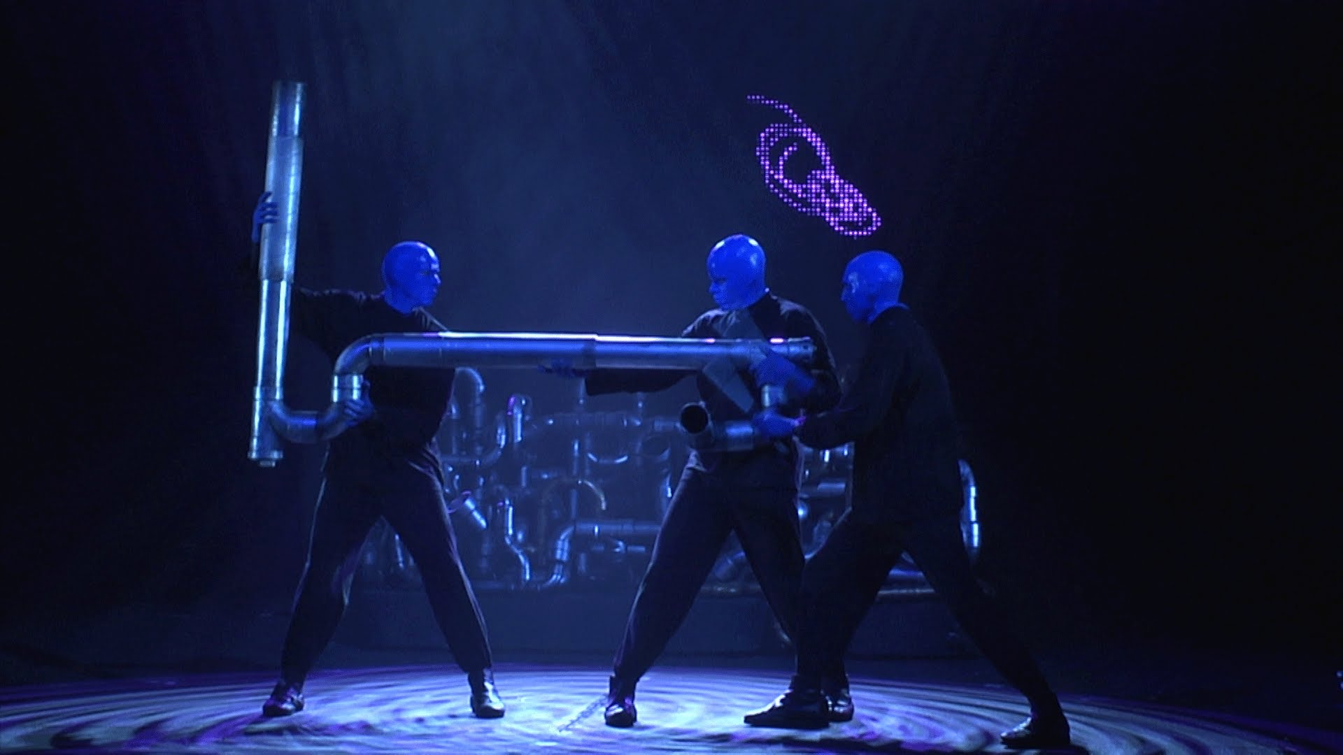 Download Blue Man Group Wallpaper Gallery