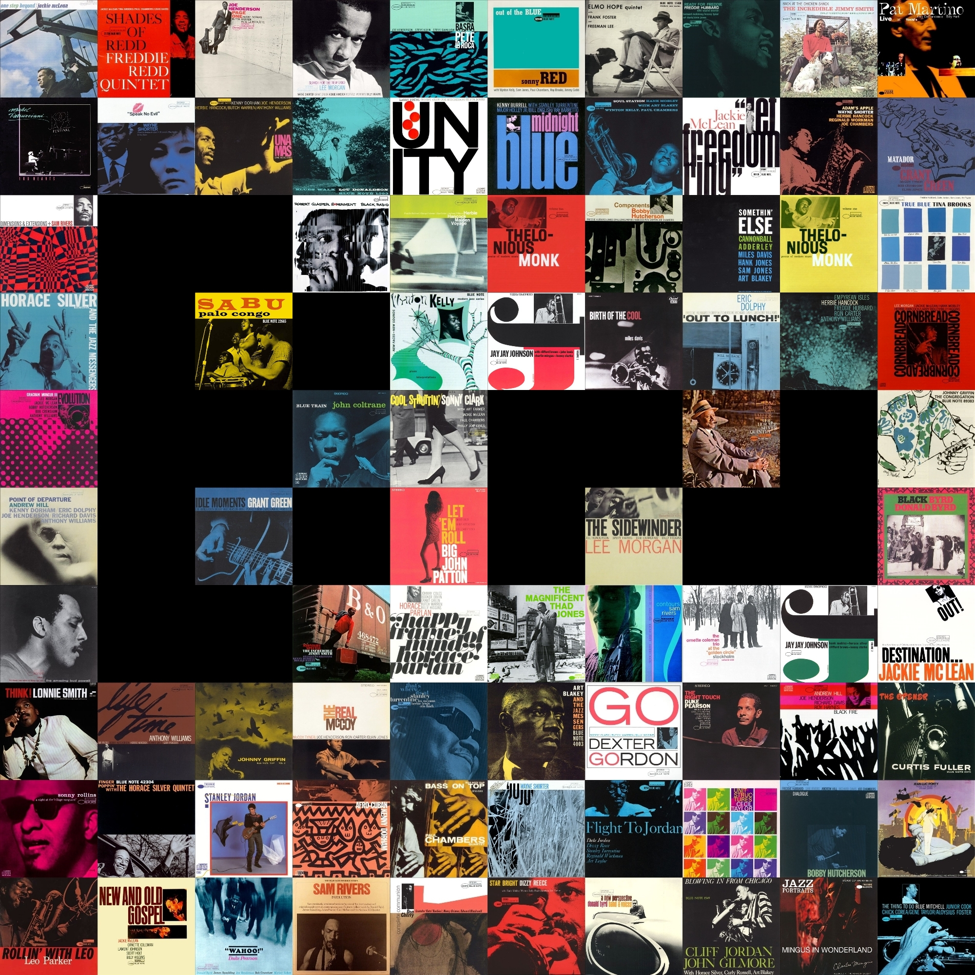 Blue Note Wallpaper